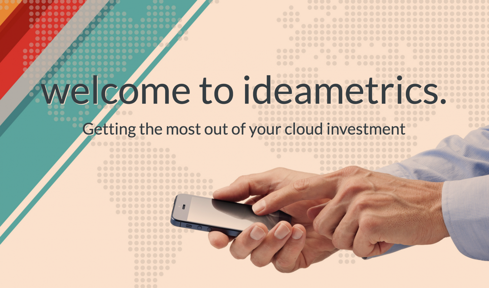 welcome to ideametrics